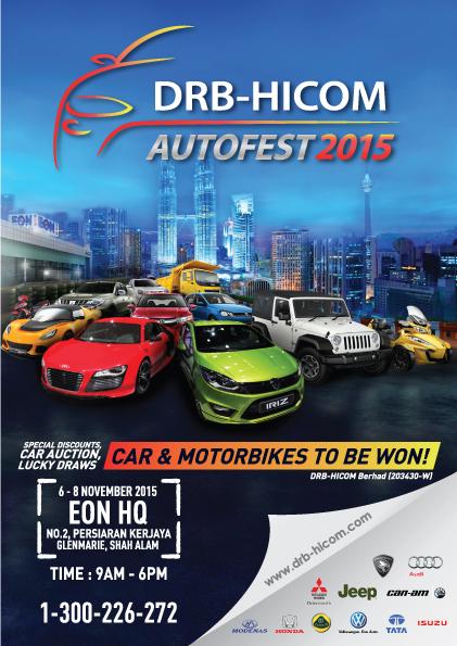 DRB-Hicom Autofest