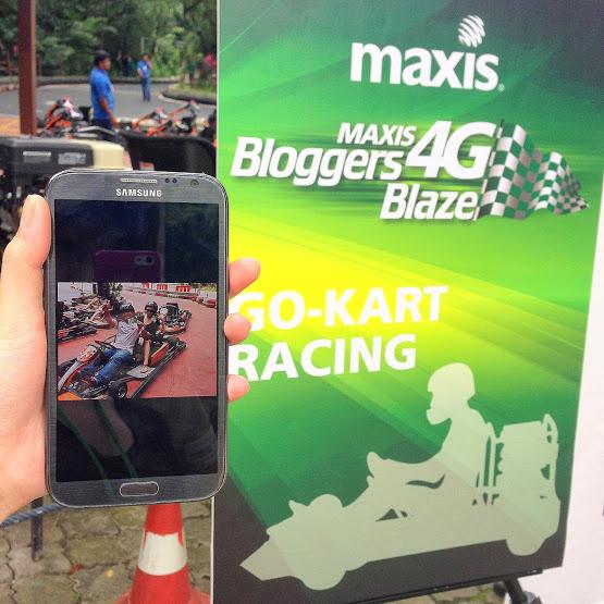 Maxis 4G LTE Bloggers Blaze-002