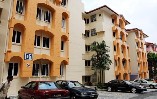 apartment - lelong