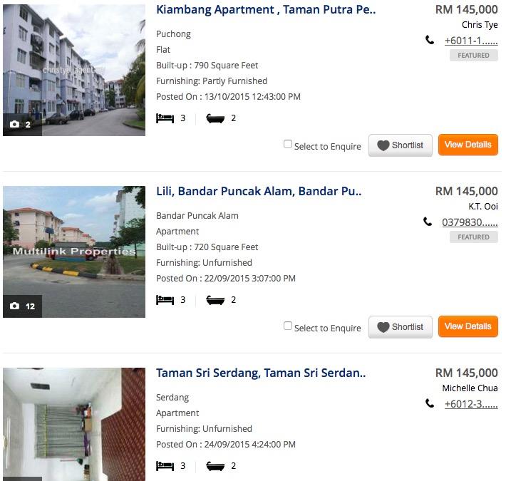 apartment-murah-selangor