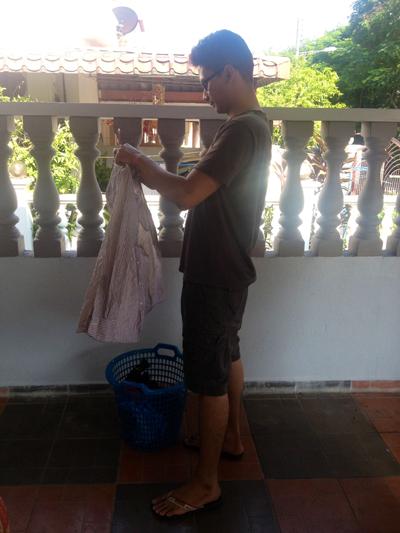 basuh-baju