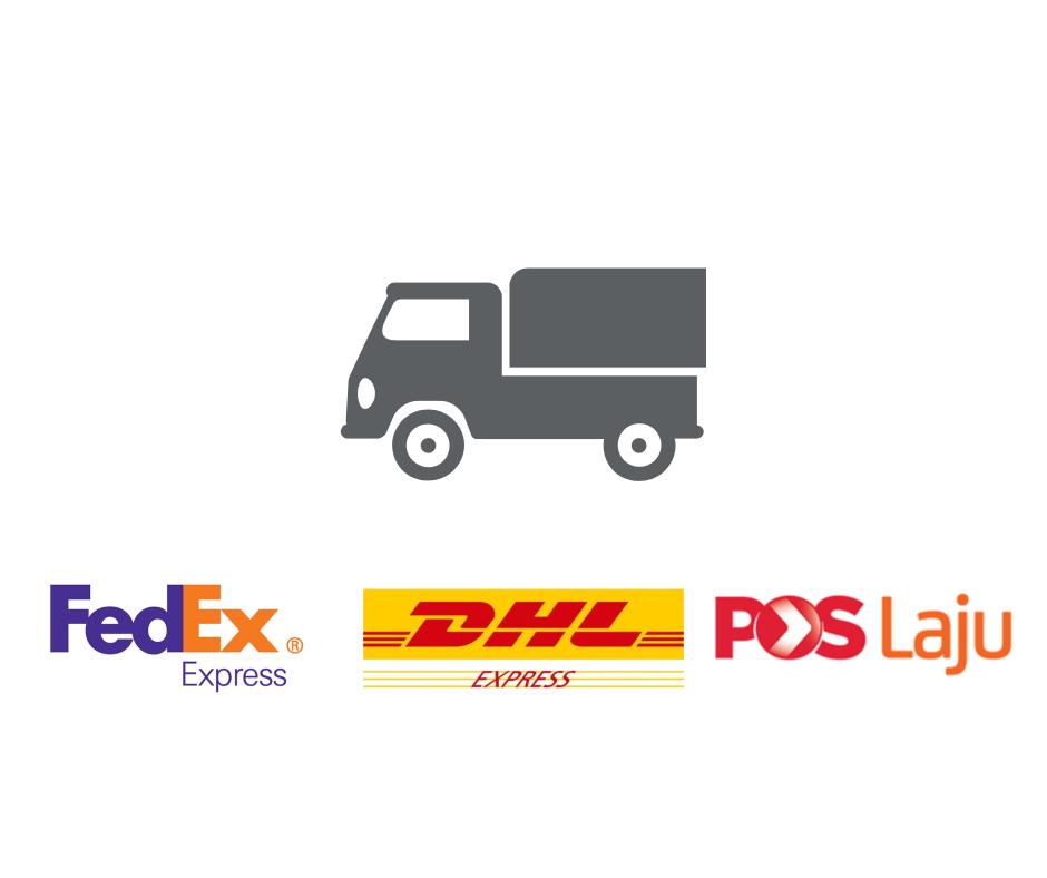 Poslaju, Citylink Express, Fedex & DHL Malaysia Review